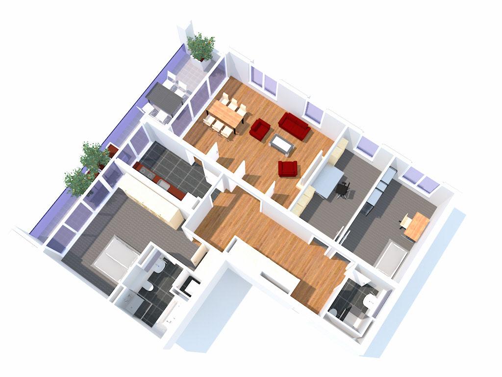 3d grundrisse. Black Bedroom Furniture Sets. Home Design Ideas